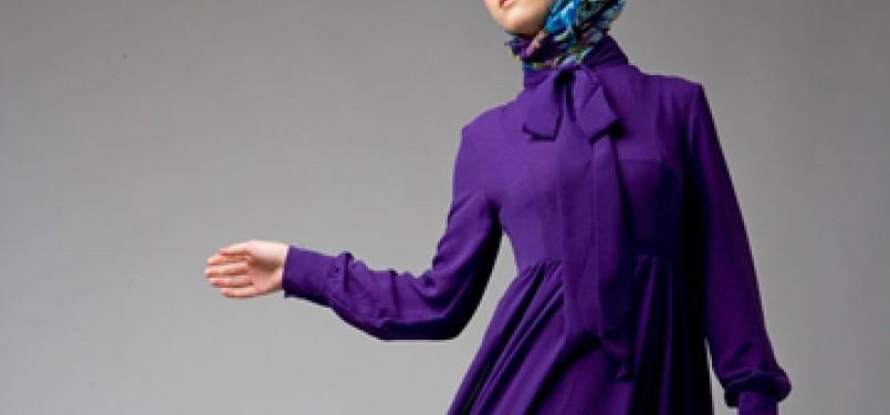 Busana Muslim/ilustrasi