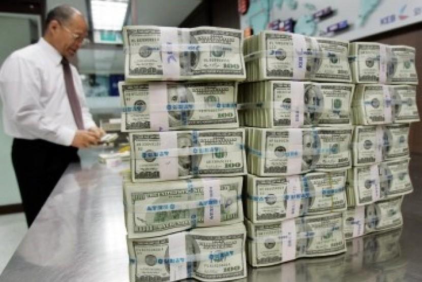 Cadangan Devisa Pakai Empat Mata Uang Terhalang Dominasi Dolar As Republika Online