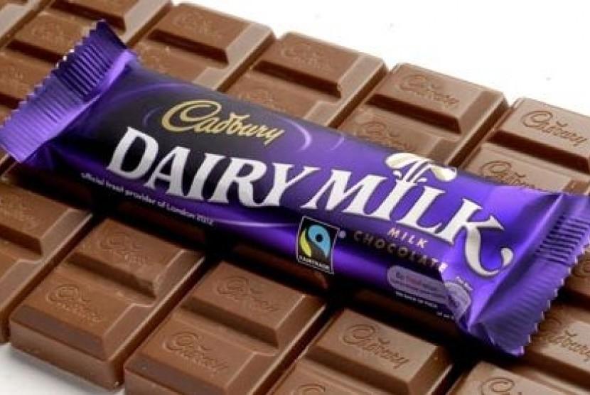 coklat dairy milk