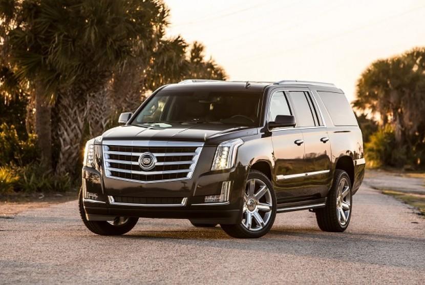General Motors Umumkan Harga Cadillac Escalade 2021 Republika Online