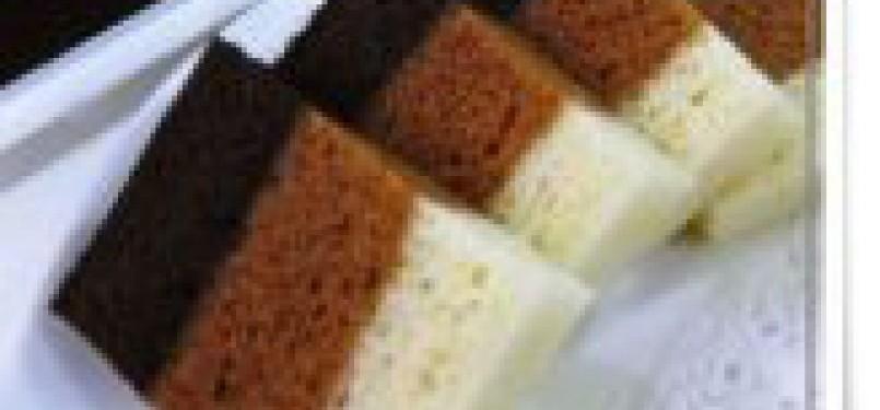 Cake Mocca Cokelat Putih Telur Inilah Resepnya Republika
