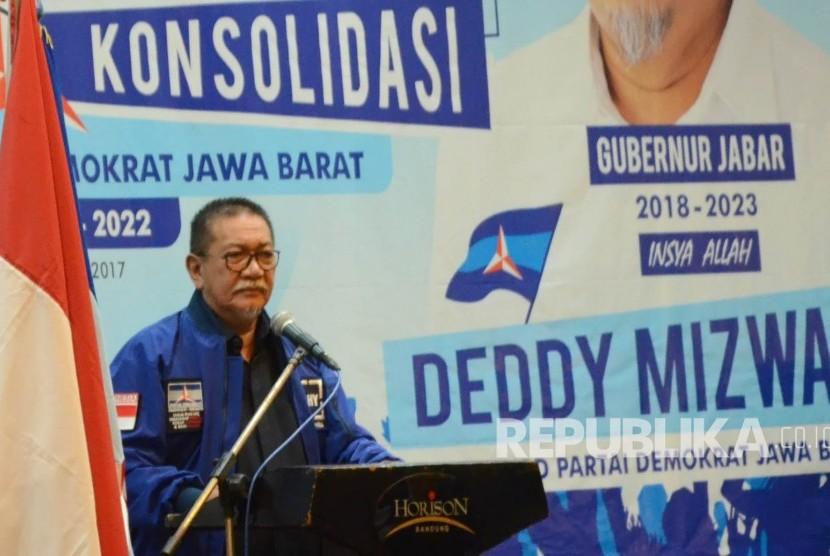 Calon Gubernur Jawa Barat Deddy Mizwar