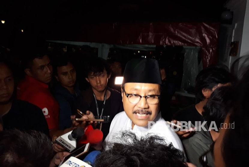 Calon Gubernur Jawa Timur Saifullah Yusuf (Gus Ipul).