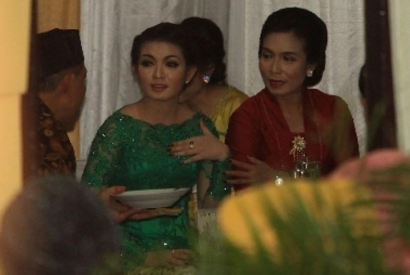 Calon menantu Presiden Jokowi, Selvi Ananda.