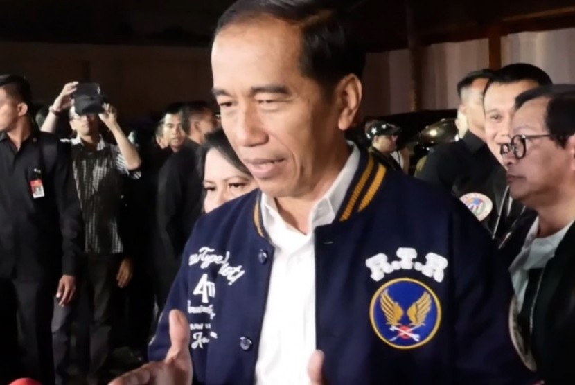 President Joko Widodo (Jokowi)