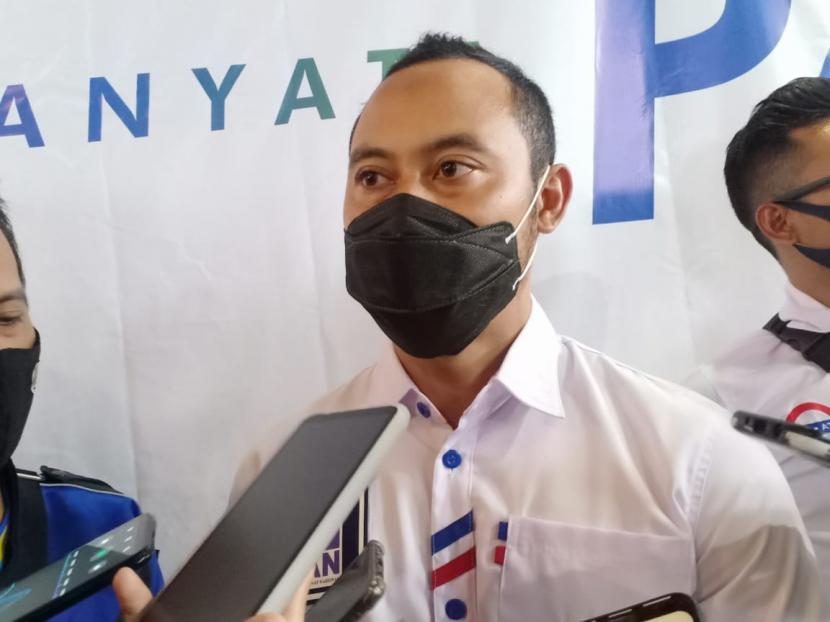 Atep, mantan pemain Persib Bandung.