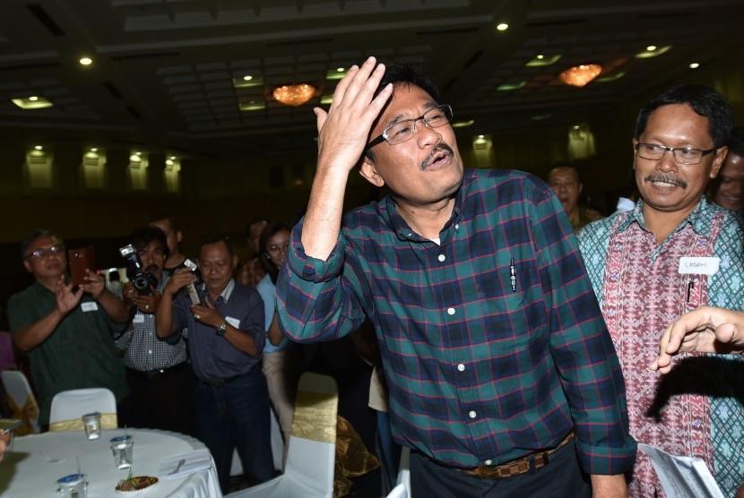 Calon wakil gubernur DKI Jakarta, Djarot Saiful Hidayat