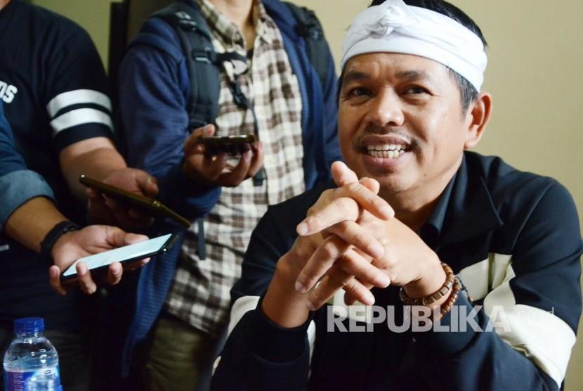 Calon wakil gubernur Jawa Barat, Dedi Mulyadi