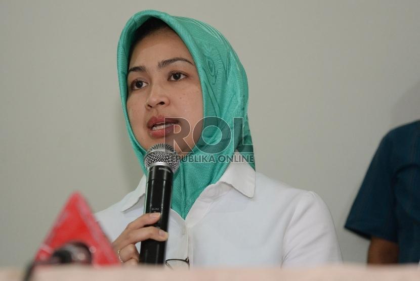 Wali Kota Tangsel Airin Rachmi Diany