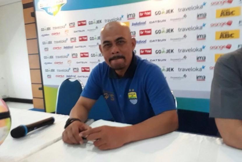 Caretaker Persib Bandung, Herrie Setyawan.