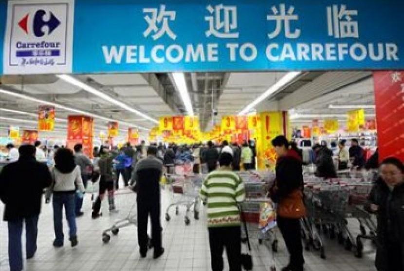 Carrefour Cina