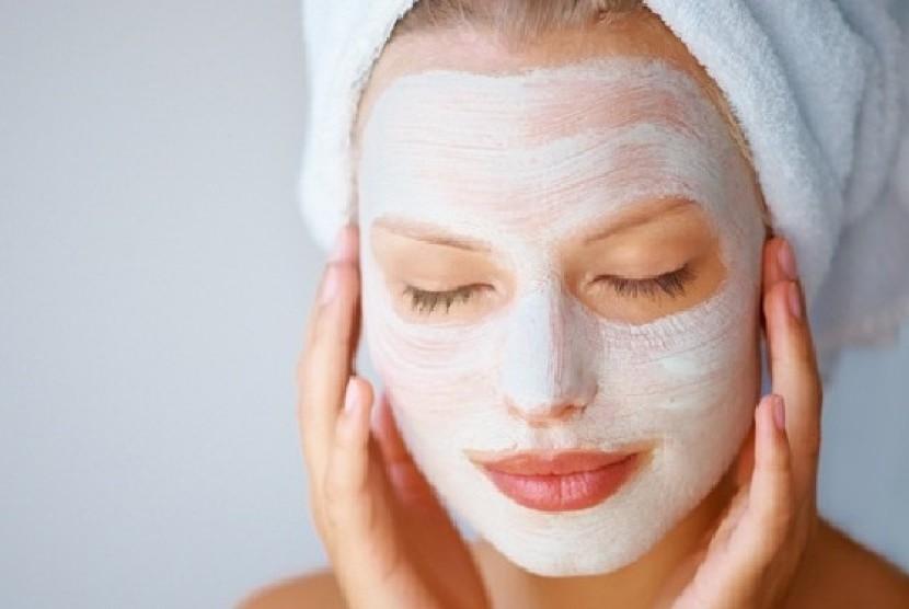Cegah penuaan dini dengan masker alami