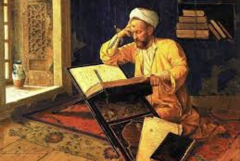 Cendikiawan Islam. (ilustrasi).