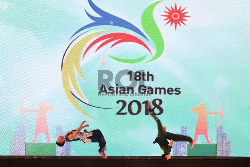 Cendrawasih dengan nama Drawa jadi logo dan maskot Asian Games 2018.