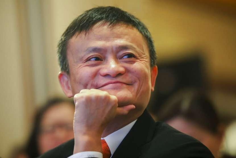 CEO Alibaba, Jack Ma