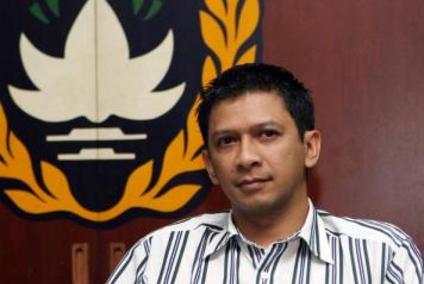 CEO Arema Iwan Budianto.