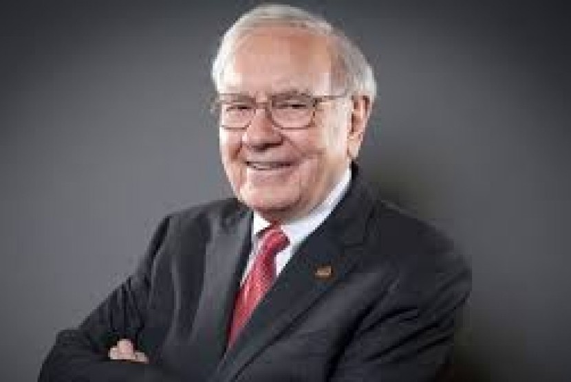 CEO Berkshire Hathaway, Warren Buffett.