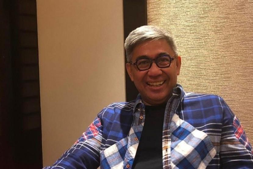 CEO Indonesian Cloud, Noerman Taufik