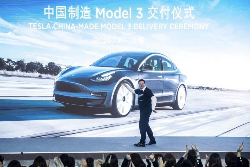 Penjualan Tesla Pecahkan Rekor Republika Online