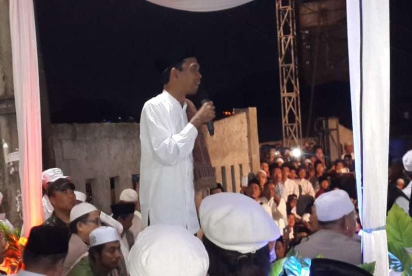Ceramah Ustaz Abdul Somad.