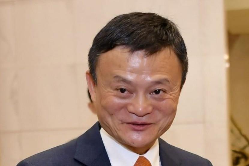 Chairman eksekutif Alibaba Group, Jack Ma