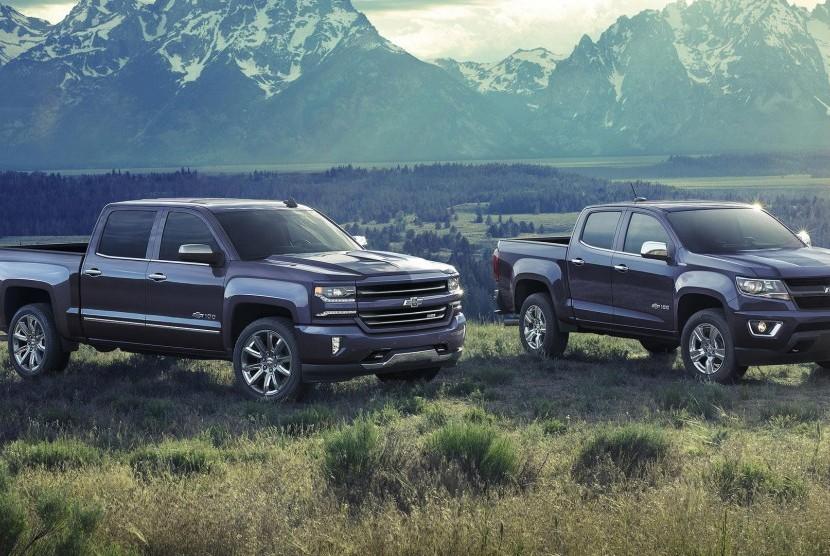 Chevy Colorado 2018 >> Chevrolet Hadirkan Colorado Centennial Edition 2018