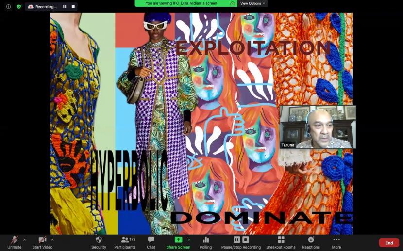 CiFFest 2020 Gelar Seminar dan Pameran<em> Fashion </em>Virtual