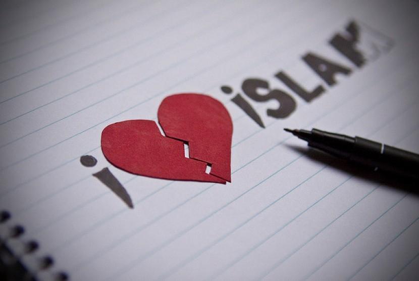 Cinta Islam (ilustrasi)