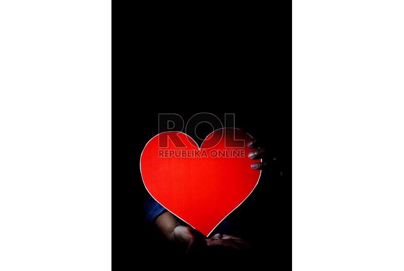 Cinta,Mawar, Jodoh (ilustrasi)