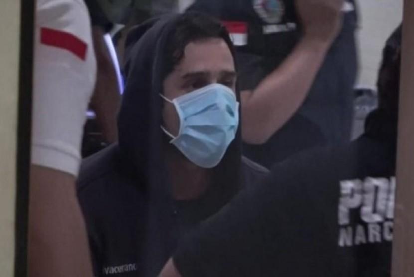 Claudio Martinez dimintai keterangan di kepolisian.