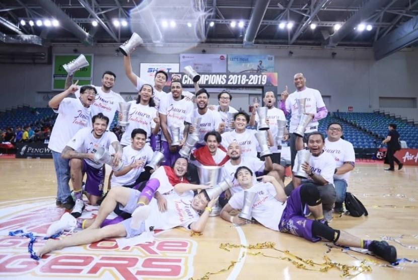 CLS Knights menjuarai ABL 2019.