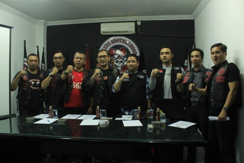 Club House Bikers Brotherhood MC (BBMC) akan bergabung dalam Gerakan  Nasional #IndonesiaDermawan sebagai perayaan hari jadi ke-31.