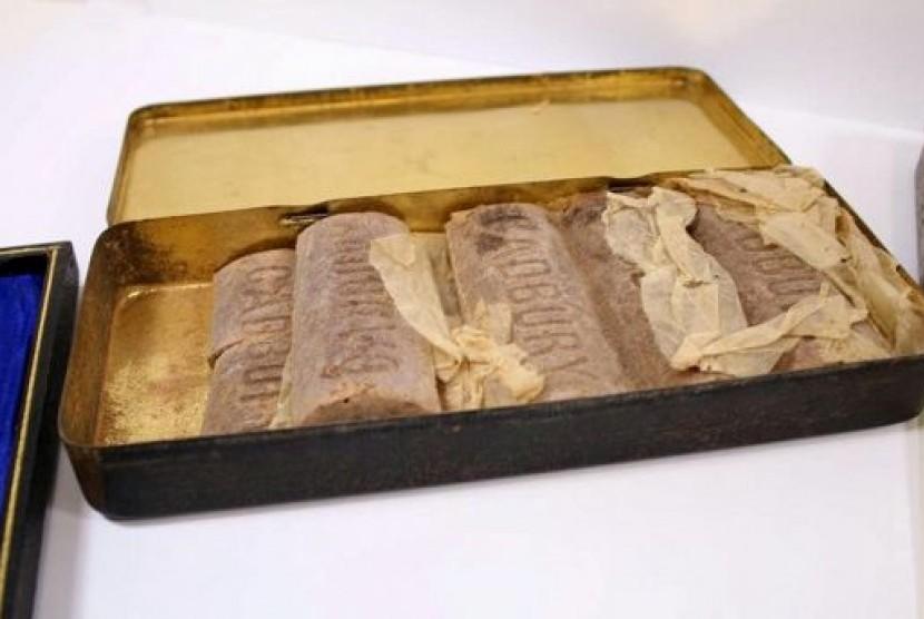 Cokelat Cadbury usia 103 tahun.