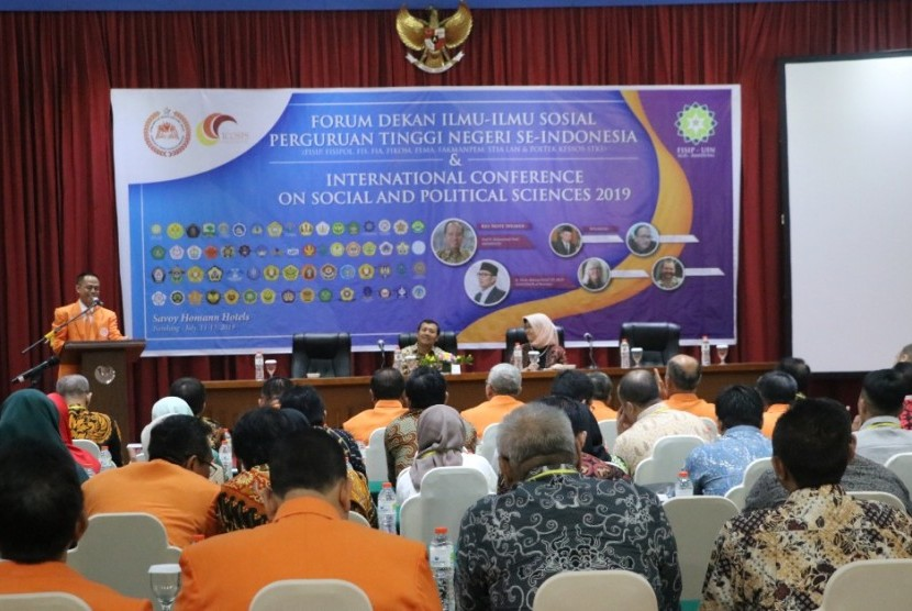 Conference Internasional on Social and Political Science (ICOSPS) 2019