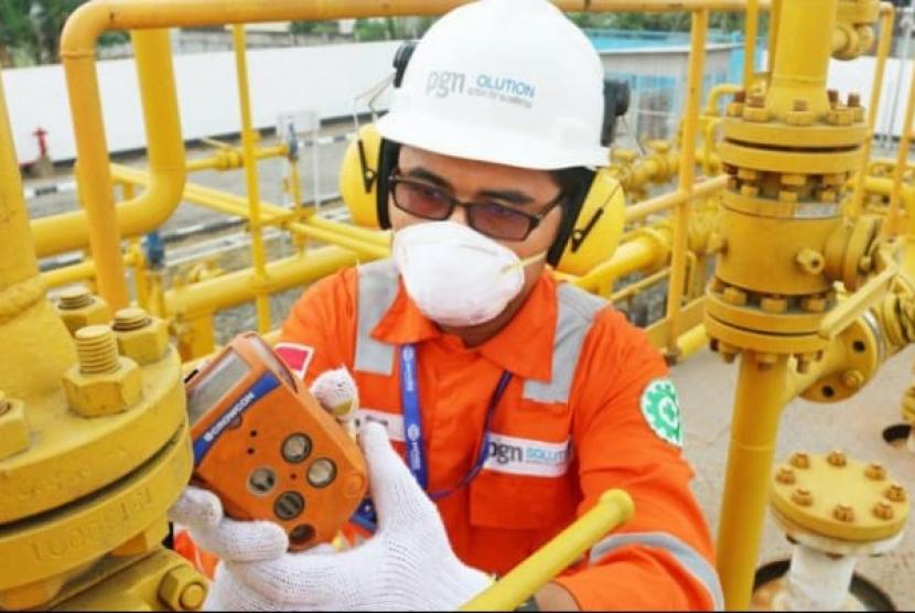 ConocoPhillips memasok 30 BBTUD gas bumi ke PGN.