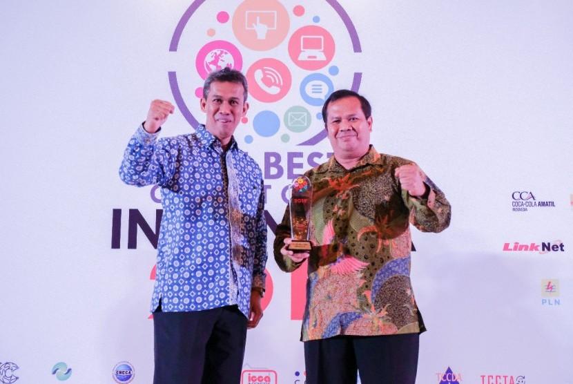 Contact Center Bravo Bea Cukai 1500225 kembali menorehkan prestasi dalam kompetisi The Best Contact Center Indonesia tahun 2019.