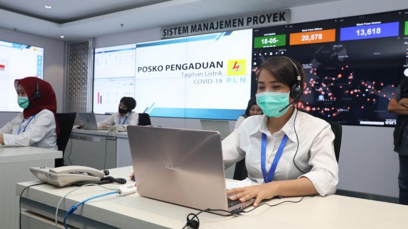 Contact Center PLN layani keluhan PLN terkait tagihan listrik yang melonjak.