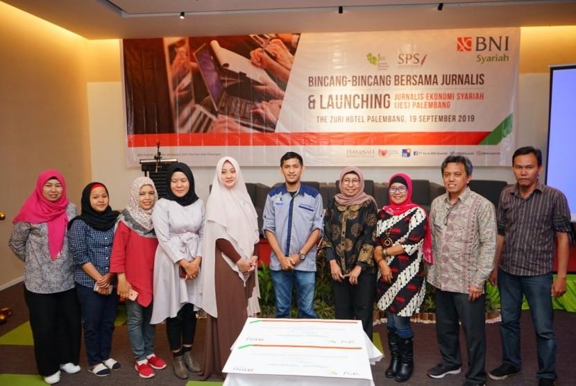 Bni Syariah Resmikan Pembentukan Jes Palembang Republika Online