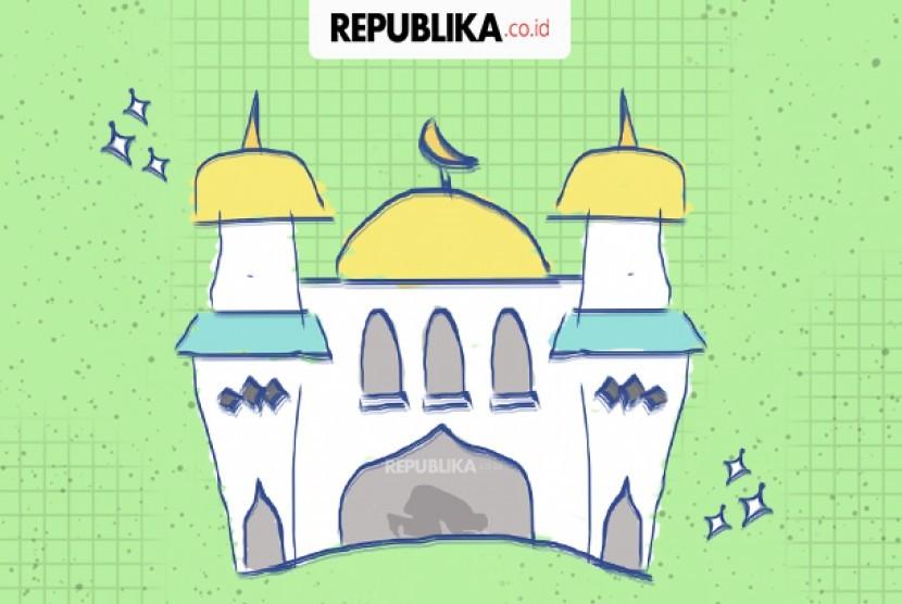 Cover infografis teladan Rasulullah