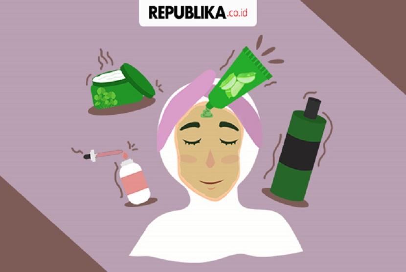 Pemilihan produk kecantikan atau skincare yang tepat harus dibarengi dengan cara pengaplikasian yang benar. Dengan demikian, kata dia, penggunaan skincare tersebut akan mendapatkan hasil yang optimal. (Foto: Ilustrasi skincare)