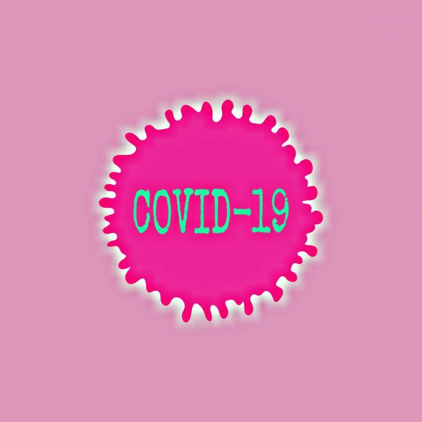 Covid-19 (ilustrasi)