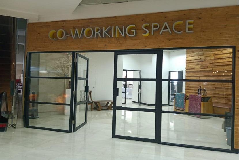 Coworking space di Smesco Indonesia