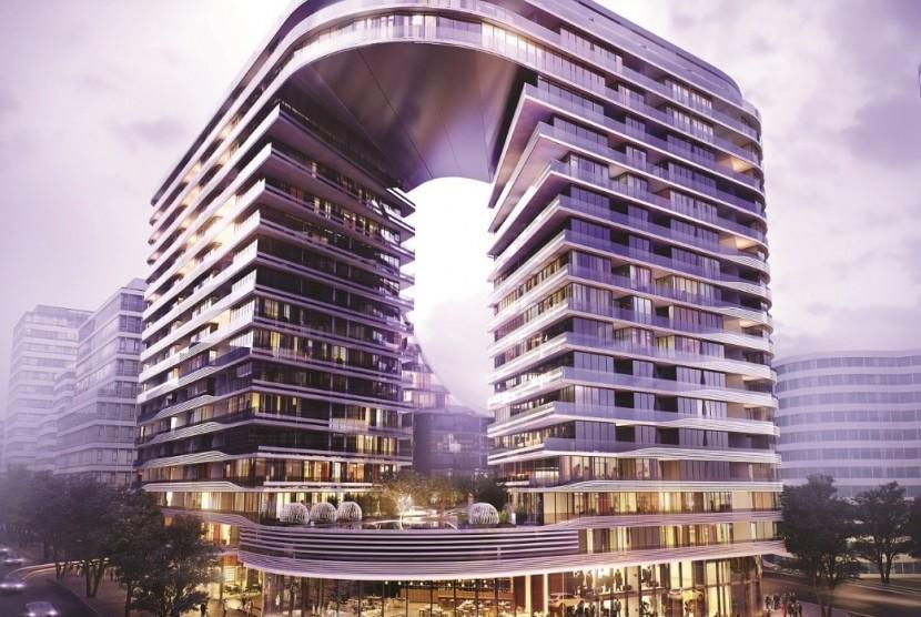Crown Group akan membuka hotel layanan apartemen mewahnya yang ketiga, SKYE Suites Green Square, Sydney, Australia pertengahan tahun ini.