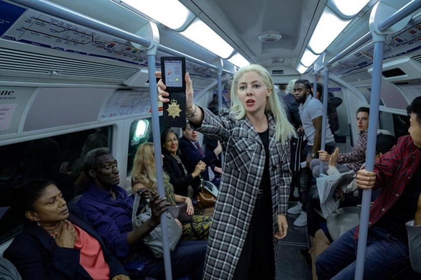 'The Rook' Usung Genre Thriller Spionase Supranatural