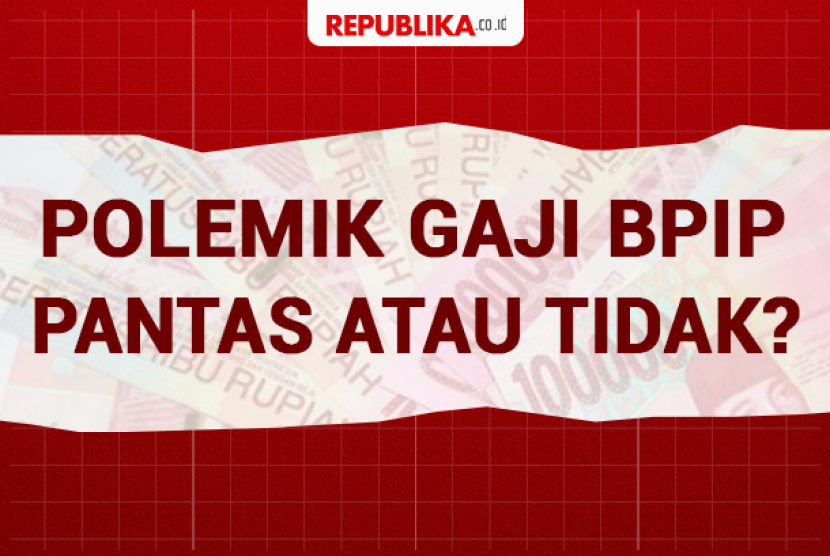 Daftar gaji BPIP