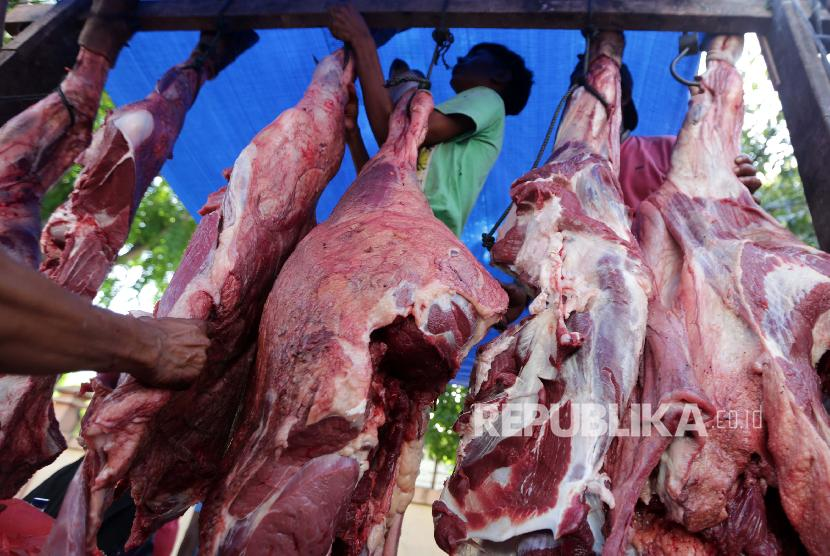 Daging kerbau (ilustrasi)