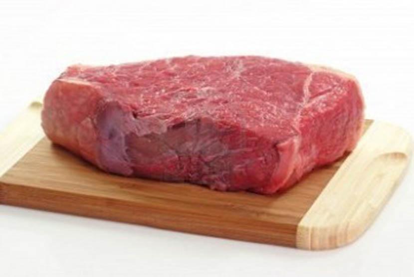 Daging sapi siap diolah