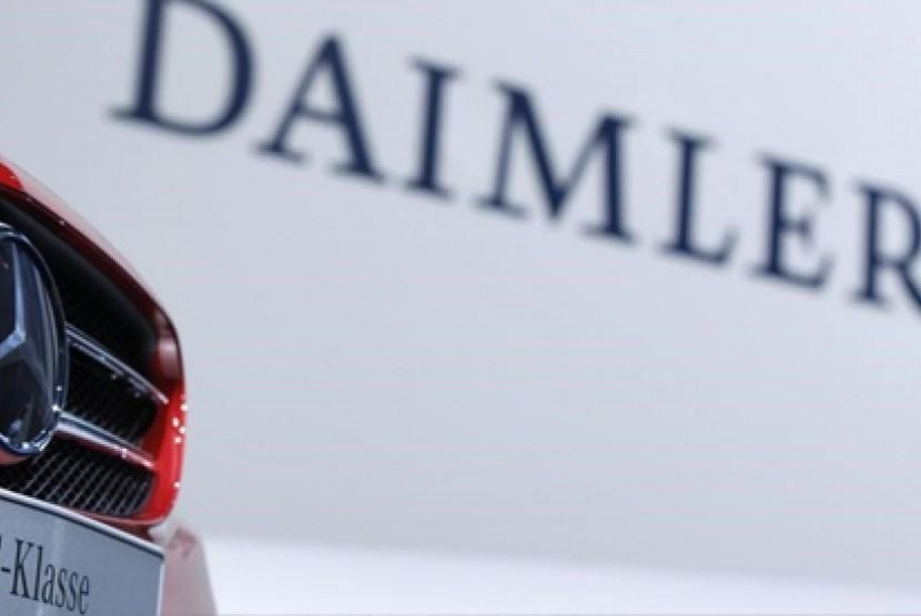 Pembuat mobil Jerman, Daimler, desak anggota parlemen Eropa untuk lebih gencar mempromosikan mobil listrik, khususnya infrastruktur pengisian daya (Foto: ilustrasi Daimler)