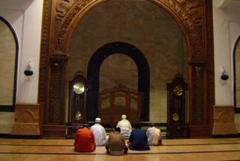 Dakwah islamiyah (ilustrasi).
