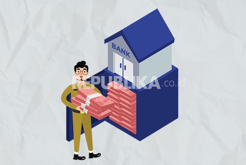 Masyarakat Perlu Kemudahan Akses Keuangan Perbankan (ilustrasi)